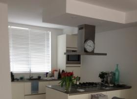 Nieuwe situatie na keukenverbouwing